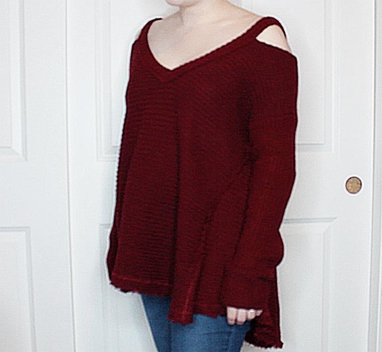 zafulchunkysweater1